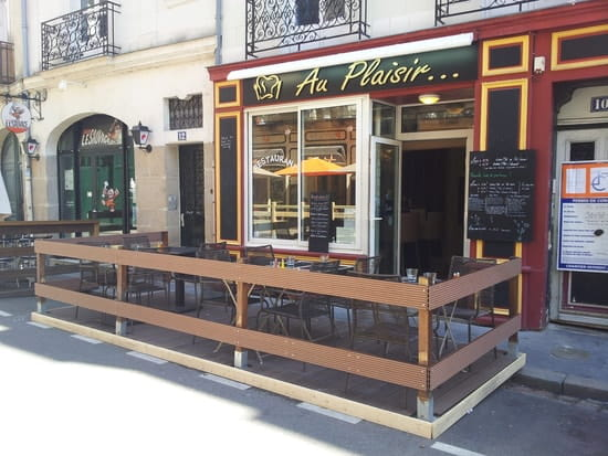 Restauranr Au Plaisir...