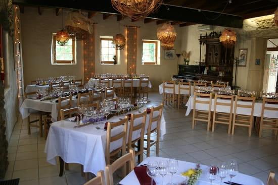 Auberge la Plaine  - Notre restaurant -   © Martin Kesselring