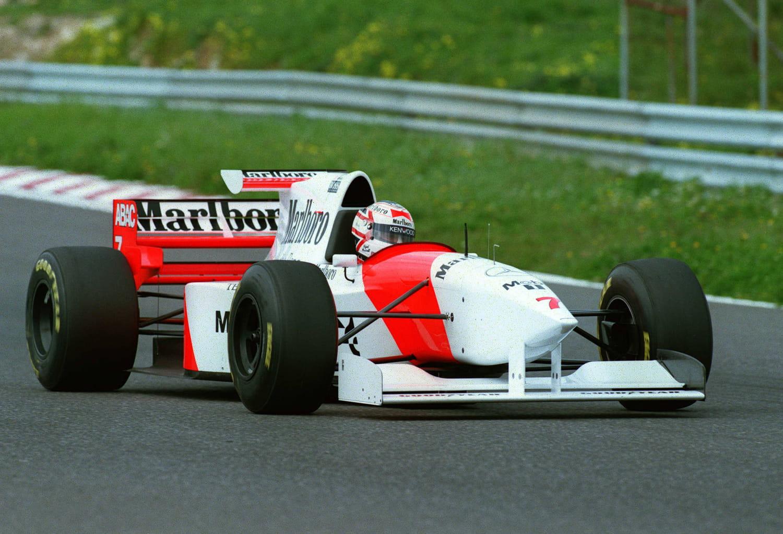 Nigel Mansell: williams, 1992... La bio du pilote de F1