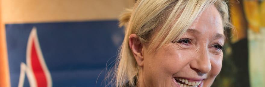 Marine Le Pen: une défaite qui ne change rien pour 2017
