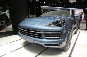 A bord du nouveau Porsche Cayenne