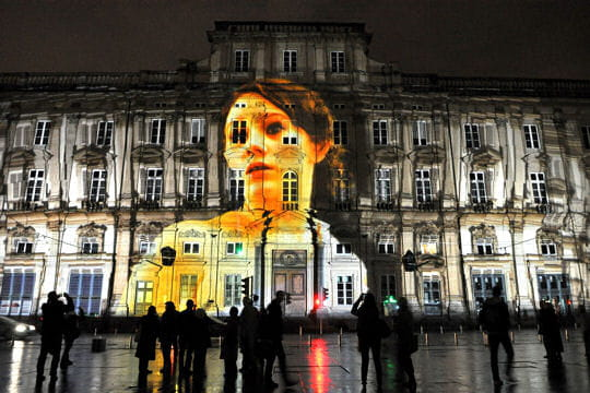 L'édition 2011de la fête des Lumières en images