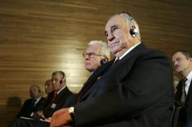 Helmut Kohl: malade, l'ancienchancelier ensoins intensifs après uneopération del'intestin