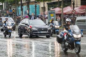 DS7Crossback: les secrets de la voiture présidentielle de Macron