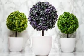 Plante artificielle: grande, petite, pour l'intérieur ou l'extérieur, comment bien la choisir?