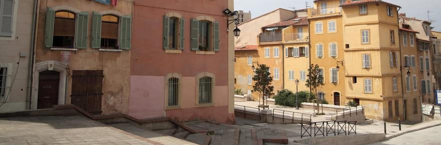 Les multiples facettes de Marseille