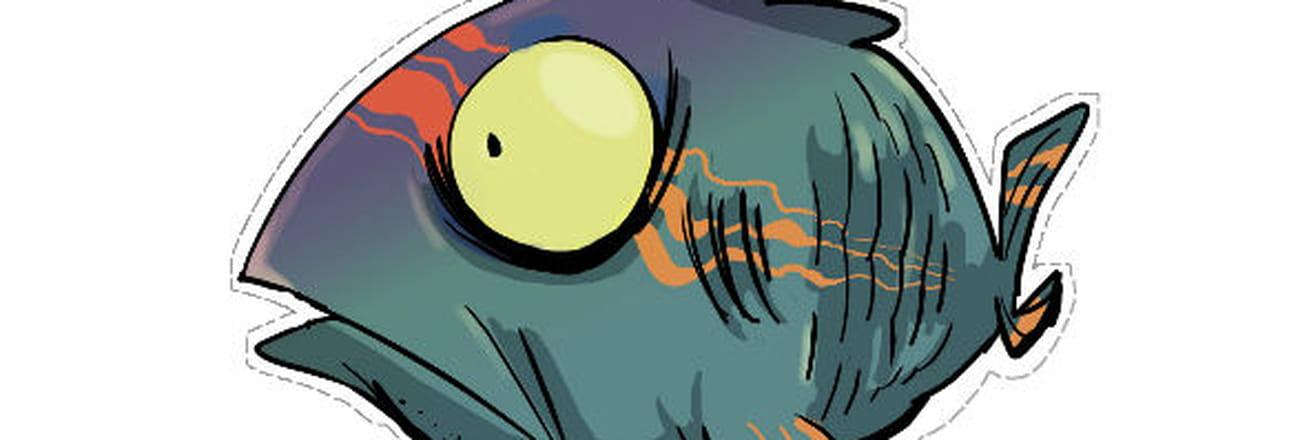 10 poissons d'avril à imprimer et découper