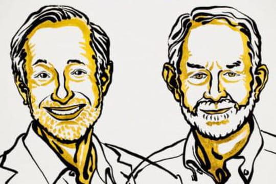 Prix Nobel: pourquoi le Nobel d'économie 2020récompense deux experts des enchères?
