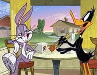 Looney Tunes Show : La grande réunion. - Le roi des coqs. - Plus il est grand, plus il est bête