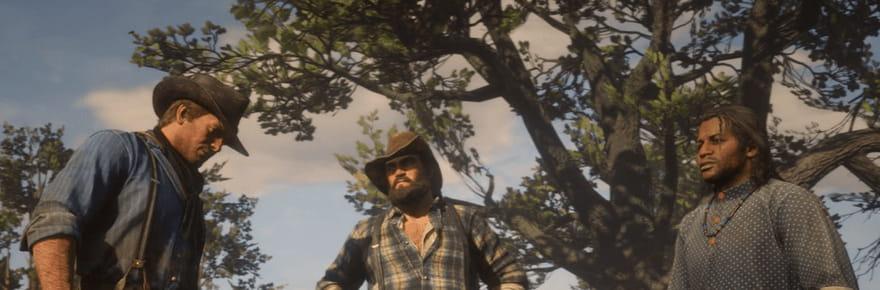 Red Dead redemption 2: le trailer de lancement est enfin sorti!