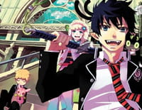 Blue Exorcist : Le masque