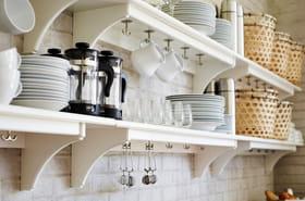 Rangement de la vaisselle: comment s'organiser