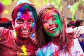 Holi: la fête des couleurs indienne expliquée