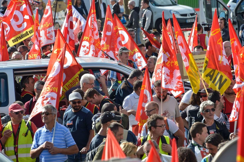 Un TER sur deux entre Cannes et Nice — Grève Sncf jeudi