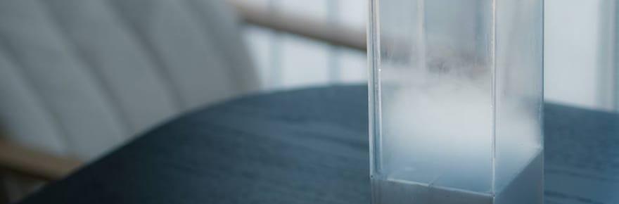 Tempescope : la météo en boite dans votre salon !