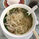 Restaurant : Nhu-Y  - Soupe Pho au poulet -