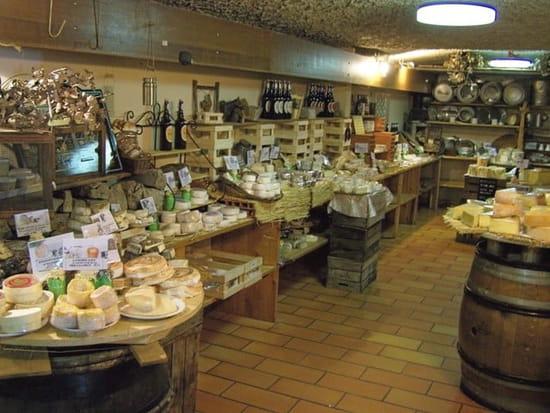 Laiterie du Col Bayard  - le magasin -