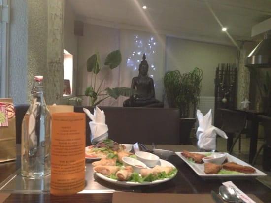 Restaurant : Au Fil des Rizières