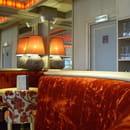 La Salamandre  - un aperçu de la salle restaurant -
