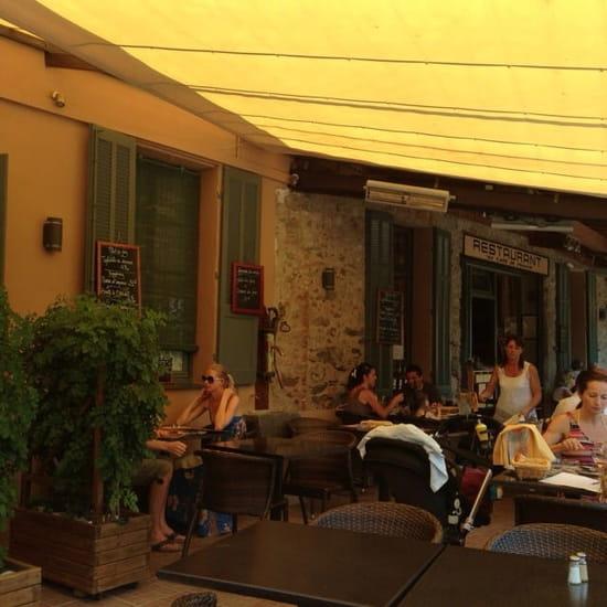Restaurant : Café de France  - Terrasse! -