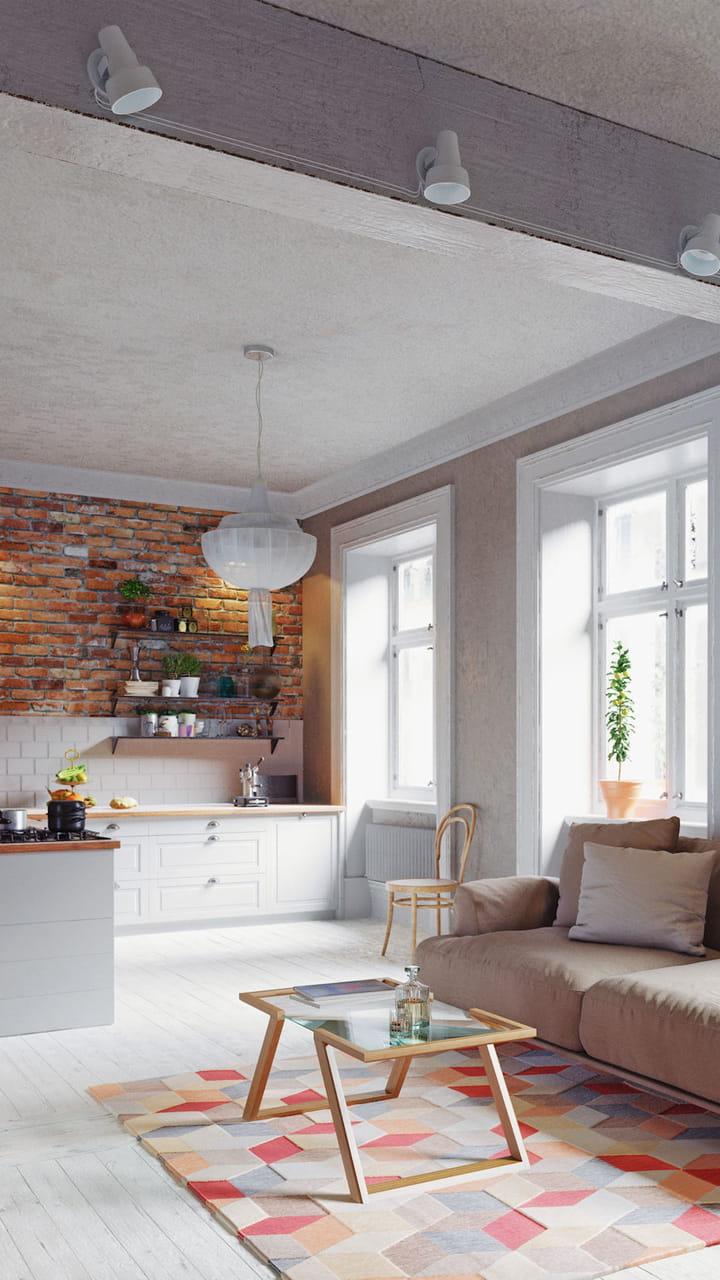 Spot Au Dessus Evier Cuisine les erreurs à éviter pour une cuisine ouverte esthétique et