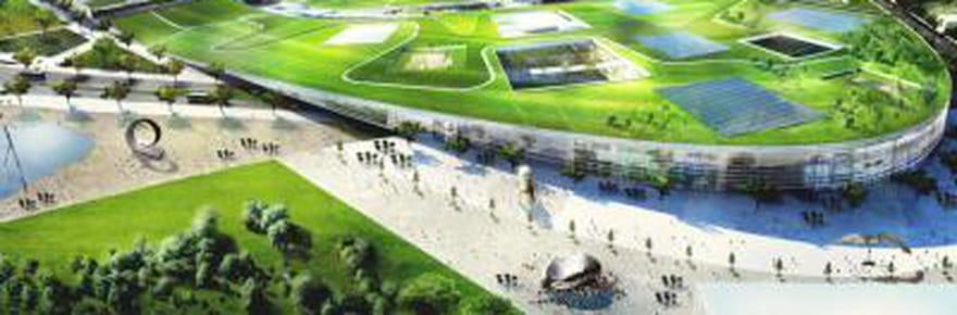 EuropaCity2.0.: le nouveau visage du projet commercial et culturel XXL