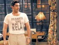 Friends : Celui qui avait un tee-shirt trop petit
