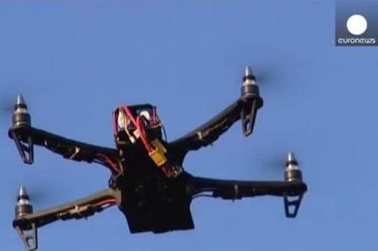 Drones: laChine dévoile unlaser anti-drone redoutable