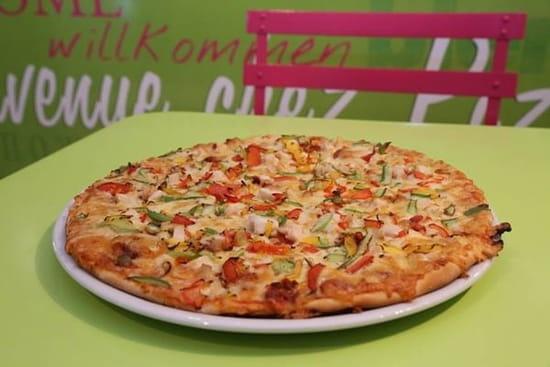 Pizza d'Oc  - La mexicana -
