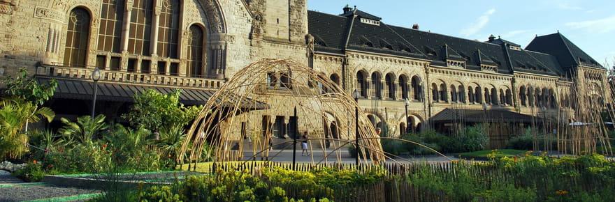 Plus belle gare de France: Metz gagnante face à Saint-Brieuc