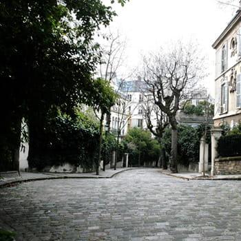 une des avenues les plus pittoresques et les mieux gardées de la capitale.