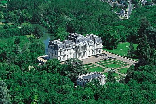 Château d'Artigny  - Château d'Artigny -