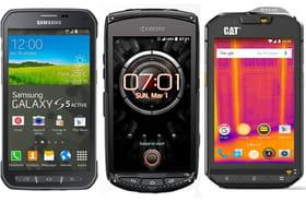 Arrêtez la casse, passez aux smartphones ultra-résistants!
