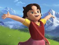Heidi 3D : Dans les alpages