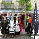 Crêperie Saladerie La Bigouden  - Le Folklore breton à la bigouden -   © bresson dominique
