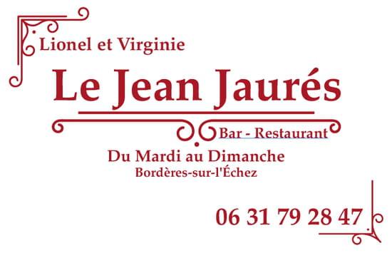 Restaurant : Le Jean Jaures  - le jean Jaures -   © @copyright