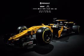 Renault F12017: la présentation de la nouvelleRS17, les premières photos