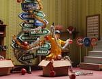 Panique au village : la bûche de Noël
