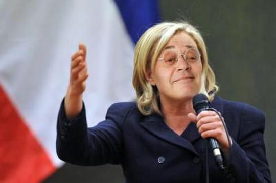 Jean Roucas: son soutien àMarine Le Pen tourne àlafarce
