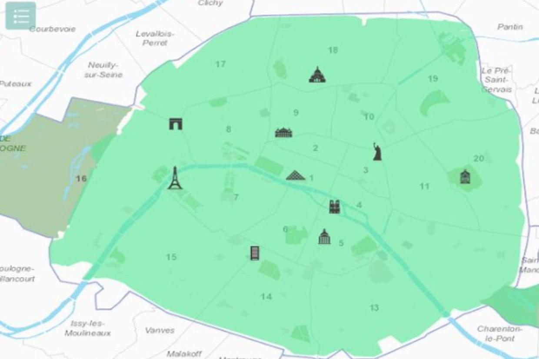 Le 1er octobre : une journée sans voiture élargie à tout Paris