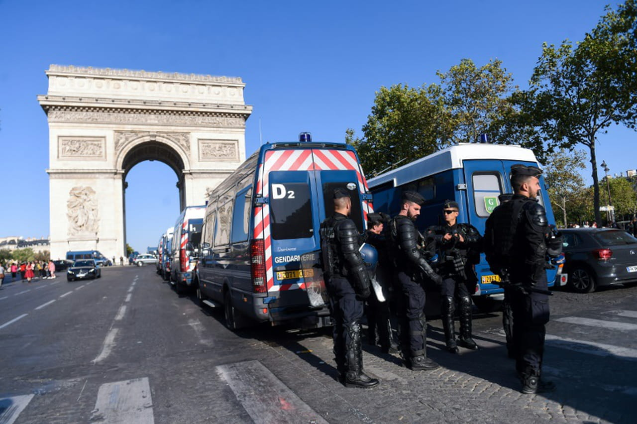 Climat, gilets jaunes, Journées du patrimoine: Paris sous tension