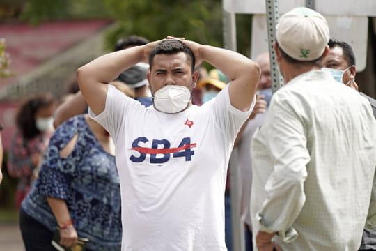 Coronavirus dans le monde: encore un record de cas aux USA, tous les chiffres