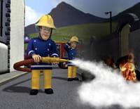 Sam le pompier : Un sauvetage en mer