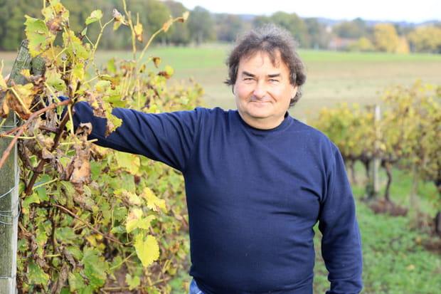 Michel : viticulteur
