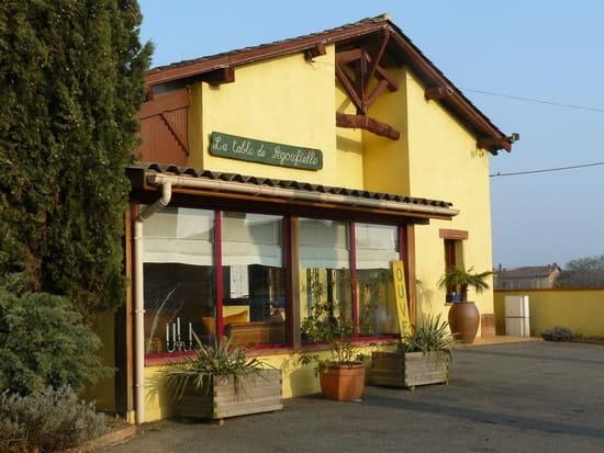 Restaurant La Table De Segoufielle
