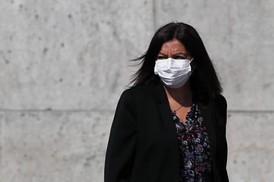 Déconfinement à Paris: masques, écoles, métro... Anne Hidalgo a aussi présenté son plan