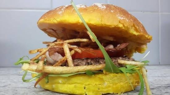 Le  Burger de Choc