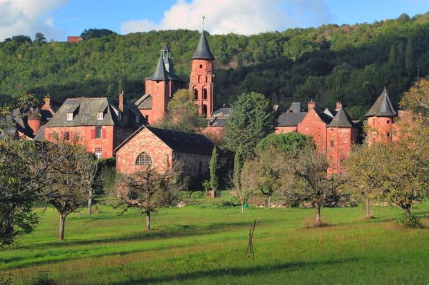 La Corrèze, entre verte campagne et villages médiévaux