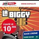 Restaurant : Go Pizz  - Pizzeria exeptionelle -   © Le top