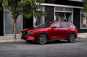 Nouveau Mazda CX-5: un SUV modernisé présenté à Los Angeles